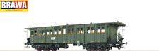 Brawa H0 45053 Personenwagen 4. Klasse Bauart D4i der DRG - NEU + OVP