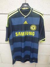 Maillot CHELSEA 2010 ADIDAS away football shirt vintage trikot M