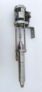 Graco 24V672 Edelstahl Für Verwendung IN Ecoquip Dampf Schleif- Blast Equipment