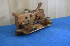 Antique Rabone Brothers & Co  Sash Fillister Plane Rare Woodworking Old Tool