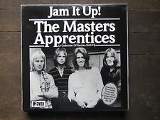 "LP - THE MASTERS APPRENTICES - JAM IT UP a collection of rarities  ""TOPZUSTAND!"""