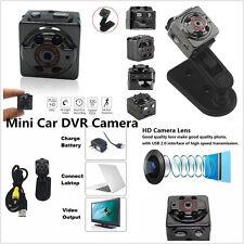 Full HD 1080P Mini Car DVR Camera DV Spy Hidden Camcorder IR Night Vision Camera