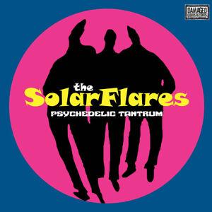 The Solarflares - Psychedelic Tantrum Vinyl LP *Graham Day/Prisoners etc* NEW