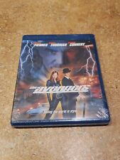 The Avengers (Blu-ray, 2014) NEW, Ralph Fiennes, Uma Thurman, Sean Connery RARE