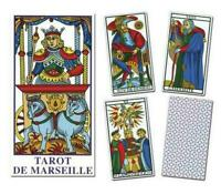 Tarot de Marseille by Jodorowsky by Camoin (English) Fast Shipping!