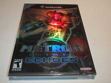 Metroid Prime 2 Echoes Nintendo Game Cube Game New