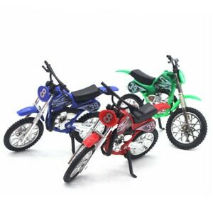Bike Model Toy Motorcycle Cool Craft DIRT Decoration Office Parts Mini