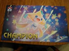 Pokemon Celestial Storm League Cup Champion Playmat - Jirachi