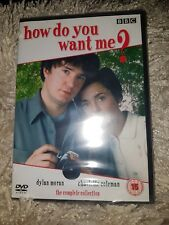 HOW DO YOU WANT ME?COMPLETE COLLECTION.DVD.NEW AND SEALED.
