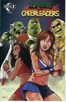 Zombies vs Cheerleaders #7 Cover C - Renae and Renee Variant (Moonstone)