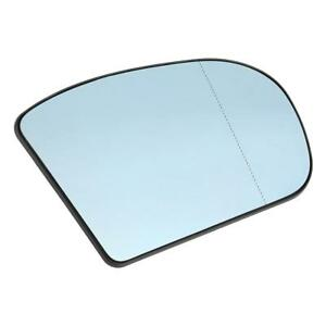 A+Side Rearsview Mirror Aspherical Heated Glass for Mercedes E C Class W211 W203