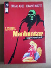 Martian MANHUNTER Segreti Americani vol.2 - Play Extra n°46 Play Press  [G495]