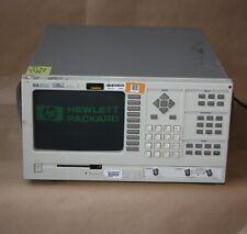 Agilent Keysight HP 3566A Analyzer