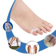2X Little/Pinky Toe Valgus Corrector Gel Separator Foot Bunion Straightener Gift