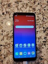LG Q7+ - 64GB - Blue MetroPCS (Unlocked)