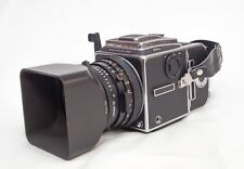 Hasselblad 503CW Silver +Planar CFE 80mm f/2.8 T* + A12 6x6