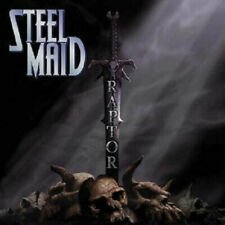 STEEL MAID - RAPTOR (New CD) 2010 Iron Savior Primal Fear Judas Priest Rage