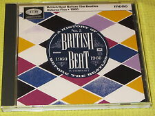 British Beats Before The Beatles Volume 5 Five 1960 – 1993 CD Album (0777 7 8922