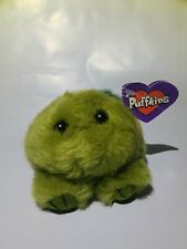 """Puffkins by SWIBCO """"SHELLY"""" the Turtle 3"""" Plush  with Tags"""