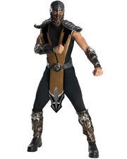 Mortal Kombat X Scorpion Mens Costume Size STD