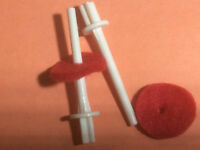 One Spool Pin for Necchi Janome White Viking Kenmore Sewing Machine***