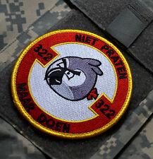 Dutch RNlAF 322nd Sqn Polly Parrot F-16 ISAF Afghanistan: NIET PRATEN MAAR DOEN