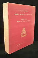 L32 > ENCYCLOPAEDIA OF INDIAN TEMPLE ARCHITECTURE NORTH INDIA A.D. 700-900 -1991