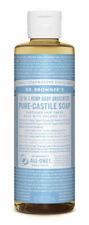 Dr Bronner's / Bronners 18-In-1 Hemp Baby Mild Pure-Castile Soap 8 oz Organic