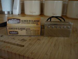 Tonerider Alnico IV Classic AC 4. New