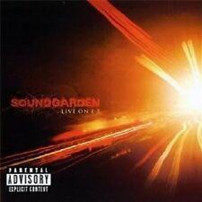 """Sound Garden """"Live on i-5"""" CD NEUF"""