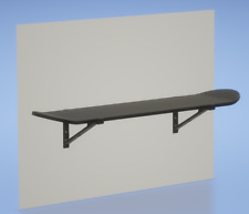 Skateboard Shelf Wall Mount Wall Bracket (Turn Your Skateboard Into A Shelf)