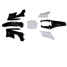 carena minimoto completa mini moto cross 49cc nera modello orion apollo sdk