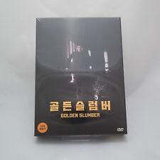 Golden SUEÑO-DVD Edición Limitada Con Ost (coreano, 2018)/Dong-won Gang