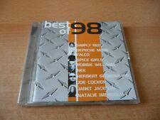 Doppel CD Best of 98: Depeche Mode Falco Ace of Base Chris Rea Kelly Family Nana