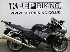 2010 KAWASAKI ZZR1400DAF ABS ONLY 12899 MILES. SERVICE HISTORY. SMOKED SCREEN.