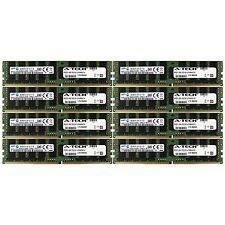 DDR4 2133MHz Samsung 256GB Kit 8x 32GB HP Cloudline CL2100 753225-B21 Memory RAM