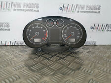 AUDI A3 8P MK2 SPEEDO INSTRUMENT CLUSTER CLOCKS 8P0920952 2008-2012