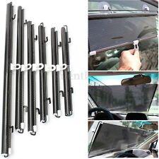 Auto Retractable Car Curtain Front Window Side Shade Windshield Sun shade Visors