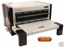 """Akiles FlexiPunch-E Electric Paper Punch includes choice of one Die 12"""" ( New )"""