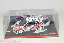 . ALTAYA PEUGEOT 206 WRC RALLYE PRINCIPE DE ASTURIAS 1993 MINT BOXED
