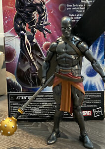 Mythic Planet Hulk Silver Surfer Kitbashed Custom Figure