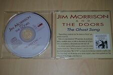 Jim Morrison Music By The Doors ‎– The Ghost Song. WEA 2046 CD-SINGLE PROMO