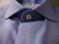 Brooks Brothers Regent Slim Fit Luxury Egyptian Cotton Dress Shirt  $185 ~ New