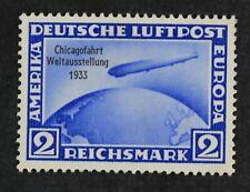 CKStamps: Germany Stamps Collection Scott#C44 Mint H OG