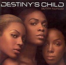 Destiny Fulfilled; Destiny's Child 2004 CD, R&B, Dance Pop, Beyonce Knowles, Son