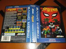 ## SEGA Mega Drive - Spider-Man Animated Series / MD Spiel ##