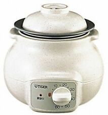 Tiger Cfd-B280-C Porridge Cuiseur Riz 0.04-0.14l Beige de Japon avec Suivi