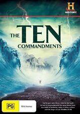 The Ten Commandments (DVD, 2012, 3-Disc Set)