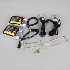 35W Car HID Xenon Headlight Lamp Conversion Kit For H1 10000K Bulbs AC Ballast