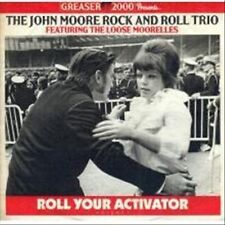 The John Moore Rock and Roll Trio - Roll Your Activator, Vol. 1 (CD)